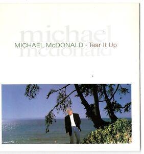 Michael McDonald – Tear It Up – 7-inch Promo Single