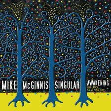 MIKE WITH ART LANDE & STEVE SWALLOW MCGINNIS - SINGULAR AWAKENING   CD NEUF