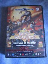 BUCK ROGERS per SEGA Mega Drive Boxed MD