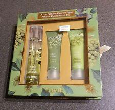Caudalie  Le Trio Perfume Fleur De Vigne beautiful gift set ⚘
