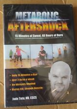 Metabolic Aftershock: 15 Minutes of Sweat, 48 Hours of Burn (DVD, 2016)