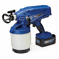 TrueCoat Pro Fine Finish Cordless Airless Sprayer from Graco 16H240