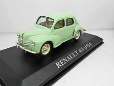 1/43 COCHE RENAULT 4/4 1954 CAR ALTAYA IXO 1:43 MINIATURA 1/43 auto model r4