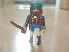 Playmobil 100% completo especial 4626 pirata con pierna de madera