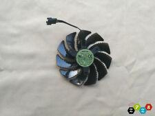 New Single Fan T129215SU For Gigabyte GeForce GTX 1050 Ti RX 480 470 GTX 1060 G1
