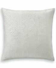 Hotel Collection Interlattice One Euro Pillow Sham Case  Save 60%!!  $135