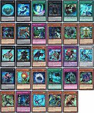 YUGIOH ======= WSUP ==> Les Superstars Mondiales <== Lot de 29 cartes SUPER Rare