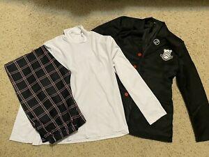 USED Persona 5 Joker Ren Amamiya Akira Kurusu School Uniform Cosplay Costume M/L