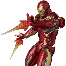 MEDICOM TOY MAFEX Avengers Age Of Ultron IRONMAN MARK45 Action Figure JAPAN