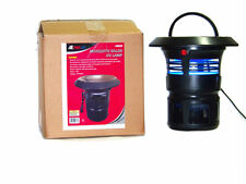 Electronic Insect Killer UV Lamp Mosquito Killer Bug Fly Insect Patio Stinger