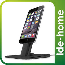 Twelve South HiRise Deluxe for iPhone 7, 7 plus / 6, 6S / 6 plus, 6S plus -Black