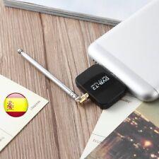 DVB-T2 Receptor Micro USB Tuner Mobile TV Receptor Stick Para la Tableta Android