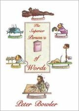 The Superior Person's Book of Words, Peter Bowler, New Book