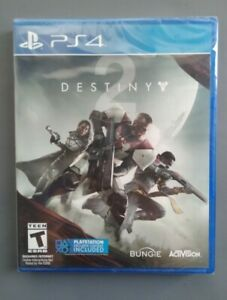 Destiny  PS4 (Sony PlayStation 4) 2017 NEW SEALED game