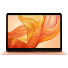 "2020 Apple MacBook Air 13"" Gold   1.1GHz i5 16GB 256GB SSD Certified Refurbished"