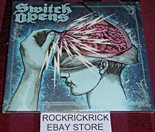 SWITCH OPENS - SWITCH OPENS -8 TRACK CD -DIGIPAK- (NEW & SEALED)