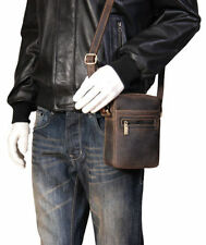 Leather Bags & Briefcases for Men with Laptop Sleeve/Protection