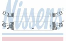 NISSENS Radiador de aire admisión AUDI A4 A6 A5 Q5 96567