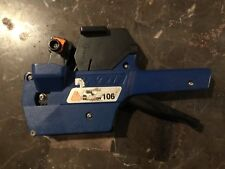 Sato Pb-1 Avery 106 Label Pricing Gun Price Marker 1 line 6 character