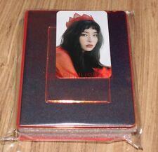 ebay id: papaokawaii  2 copies of RED VELVET Repackage KIHNO ALBUM