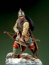 PEGASO MODELS 54-189 - RUSSIAN ARCHER, XIV CENTURY - 54mm WHITE METAL NUOVO