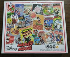 Ceaco Disney Mickey Mouse 1,500 Piece Puzzle/#43402/SEALED