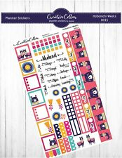 Planner Stickers (Hw0015) Llamas Fits the Hobonichi Weeks