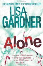 Alone By Lisa Gardner. 9780755396337