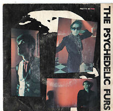 """Psychedelic Furs - Pretty In Pink 7"""" Single 1981"""