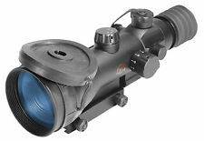 ATN ARES 4X-4 Gen 4 Night Vision Weapon Sight Rifle Scope 4X w/IR NVWSARS440