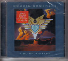 """DOOBIE BROTHERS """"SIBLING RIVALRY""""   CD SEALED"""