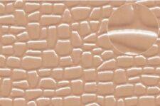 Slaters embossed Plastikard NO.0421 Random Grey Stone