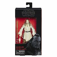 Qui-Gon Jinn Actionfigur Black Series 6 inch, Star Wars Episode I Hasbro