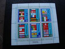BULGARIE - timbre yvert et tellier bloc n° 91A n** (Z9) stamp bulgaria