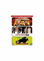 Ben Stiller - Tropic Thunder/Zoolander/Hearbreak Kid DVD Nuevo DVD (DSL1574)