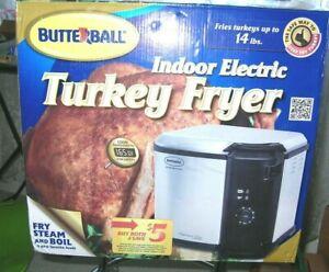 Butterball Indoor Electric Turkey Fryer