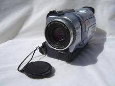 Sony DCR-TRV340E Digital8 Camcorder. PAL. Screen Broken. Hi8/Video8 Playback. GC