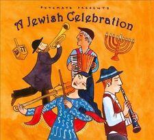 Putumayo Presents: A Jewish Celebration [Digipak] by Various Artists (CD,...
