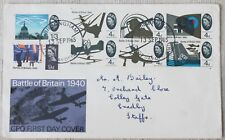 GB – First Day Cover – 1965 Battle of Britain (Se7)