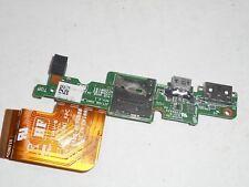 Dell Venue 11 Pro 7130 7139 DC IN MICRO USB MINI HDMI BOARD+CABLE 69NM0NB12E02