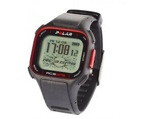 Polar RC3 Gps Pulsuhr mit GPS Wenig Verwendet In OVP
