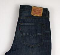 Levi's Strauss & Co Hommes 541 Droit Slim Jean Taille W34 L30 APZ124