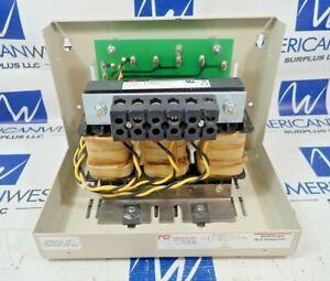 TCI KLC35B Transcoil 600V 35A KLC Output Filter With KLR35BTB Line Reactor