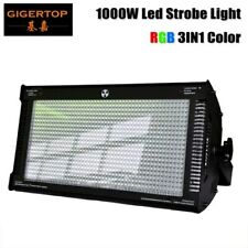 New Dmx Strobe Light 1000W Cree Led Rgb 3in1 Stage Party Light for Disco Dj Club