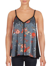 SALE NEWWITH TAG MSRP$325 Cinq A Sept CASPIAN NORTH TANK Top Cocktail Women-XXS