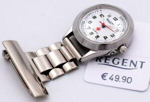 Marken-Schwesternuhr / Pulsuhr v. Regent NEU! UVP* 49,90 EUR!