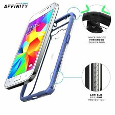 [20pieces/lot] POETIC【Soft Shock proof】TPU Blue Case For Galaxy Core Prime