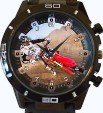 Reloj de Pulsera ciclo de motor bici de la suciedad Deportes Nueva serie de deportes de moda Unisex Regalo