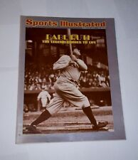 1974 NO LABEL ! Sports Illustrated BABE RUTH New York YANKEES ! NICE !