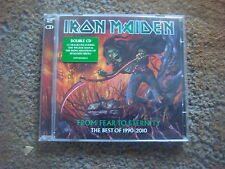 Iron Maiden - From Fear To Eternity Best Of 1990-2010 CD